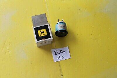 Used Geniune John Deere Oil Pressure Gauge At38172 844 990 890a 670 770