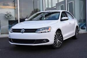2013 Volkswagen Jetta 2.0 TDI Highline **CERTIFIÉ**CUIR*TOIT*A/C