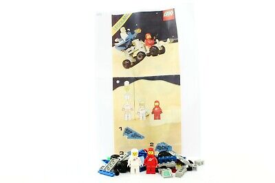 Lego Classic Space Set 6871 Star Patrol Launcher 100% complete vintage 1984
