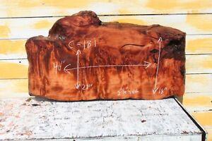 Genial C 181 Redwood Burl Slab Live Edge Coffee Table Dining Desk Slab Rustic  Furniture