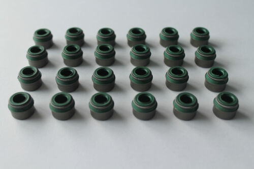 LEXUS IS TOYOTA SUPRA 3.0 24V 2JZ 2JZ-GE ENGINE VALVE STEM SEAL SET 24 Pcs.