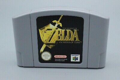 The Legend of Zelda: Ocarina of Time (Nintendo 64 / N64) - PAL - Nur das Modul