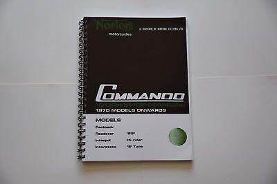 Norton Commando   Workshop Manual