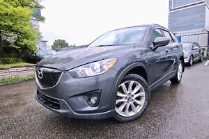 2015 Mazda CX-5 GT AWD, Navi, Leather, Sunroof, Blindspot detect