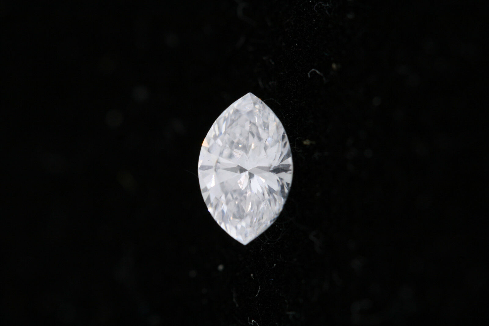 GIA .53ct Marquise Loose Diamond D color, SI2 clarity 7.02 x 4.38 x 2.86mm
