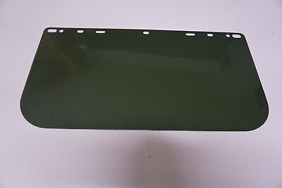 New Safety Replacement Faceshield Allsafe Shield Visor Use W 103 Headgear