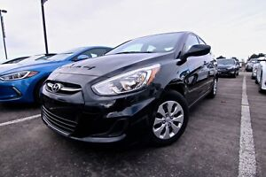 2016 Hyundai Accent 4DR GL, Heated seats, Bluetooth, Remote keyl