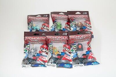 New Nintendo Monopoly Gamer Mariokart Character Tokens - Your Choice! (Nintendo Monopoly)