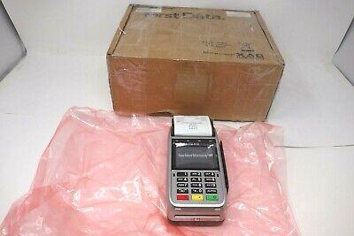 First Data Fd410 Wireless Credit Card Terminal Reader New