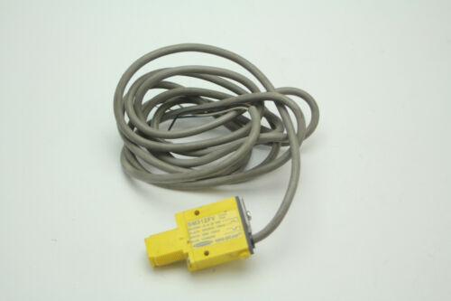 Banner SM312FV Mini-Beam Fiber Optic Amplifier 10-30VDC Used