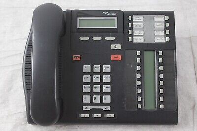 Lot Of 100 Nortel Norstar Charcoal T7316e Multi Line Business Phones