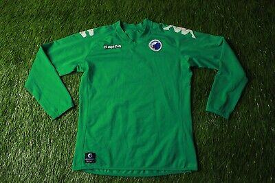 FC COPENHAGEN 2010/2011 FOOTBALL SHIRT JERSEY GOALKEEPER KAPPA ORIGINAL YOUNG XL image