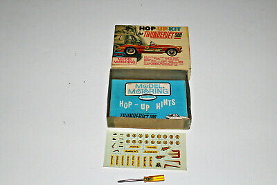 Aurora #1462 Hop Up Kits #1 ~ See Picture And Description