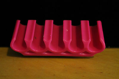 Nerf Rebelle Heartbreaker Bow Tactical Rail Foam Dart Holder Clip   Pink