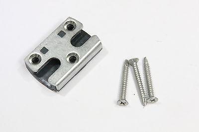 Winkhaus SEF-152 Stahl Sicherheits-Schließblech Schließstück Schrauben NEU