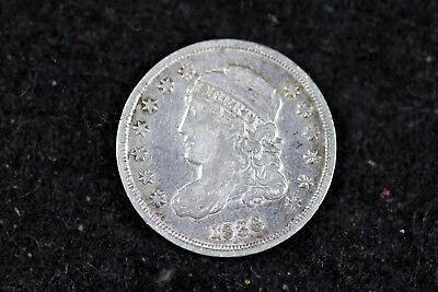 Estate Find 1836 Capped Bust Half Dime  #D15782
