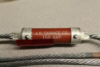 New In Package Chance Fuse Links - Ab Chance Cts 150amp