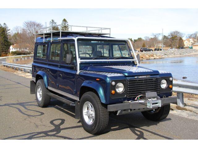 Imagen 1 de Land Rover Defender…