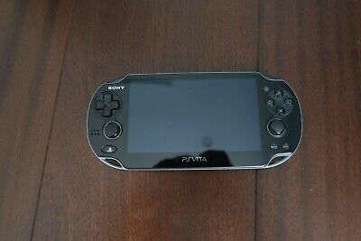 PS Vita Slim PCH-2001 Handheld Console Tested:Great Working Condition