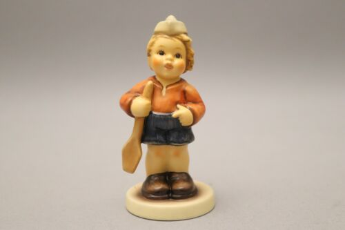 "Hummel Figurine Nr.2148/B "" I Would like To With Rowing "" (08-0320)"