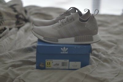 buy online 27680 1f586 ... Primeknit French Beige White Size 10.5 Boost S81848 Japan Pack.   300.00. Adidas NMD R1 BOOST Pk French Beige Tan Size 13