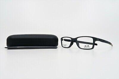Oakley Men's Gauge 7.1 Rectangular Satin Pavement Glasses OX 8112 05 (Oakley Reading Glasses Men)