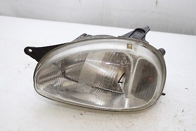 VAUXHALL CORSA B HEADLIGHT LEFT SIDE LEFT HEADLIGHT