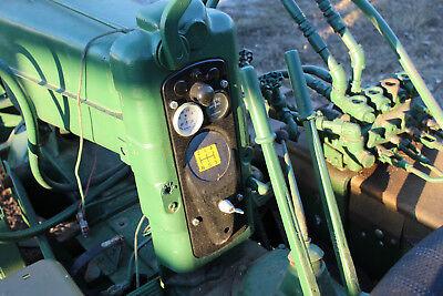 Antique John Deere 420 Tractor Crawler Dozer Dashgauge Farmerjohnsparts
