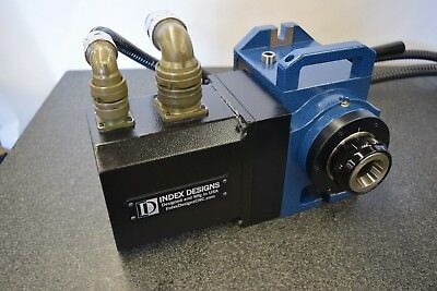 5c Indexer Full 4th Capable Index Designs Vh-5c Glentek Ac Motor For Fadal Vmc