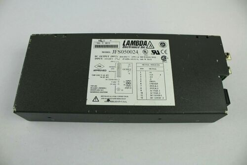 Lambda Electronics DC Power Supply JFS050024