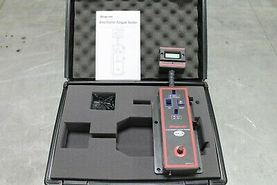 Snap On Electronic Torque Tester 25-250 In Lbs