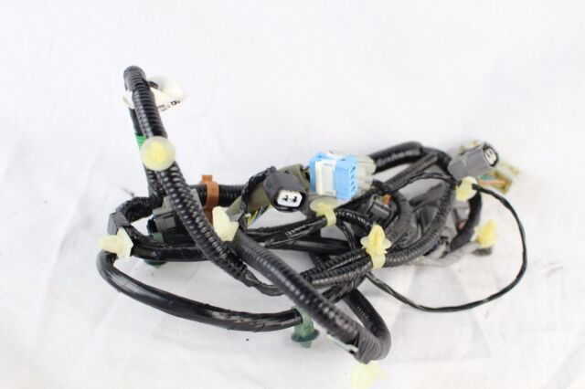 Honda Odyssey Rear Left LH Sliding Door Wire Wiring Harness OEM – Honda Odyssey Hatch Door Wiring