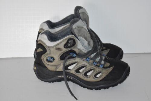 Merrell Reflex Waterproof Trail Mid Hiking Boots Women SIZE 7