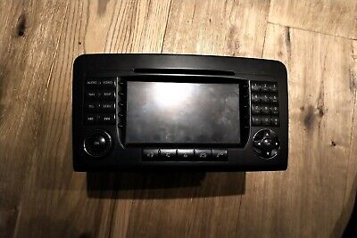 Mercedes ML W164 Command, Navi Rechner, DVD Radio, Navigationssystem