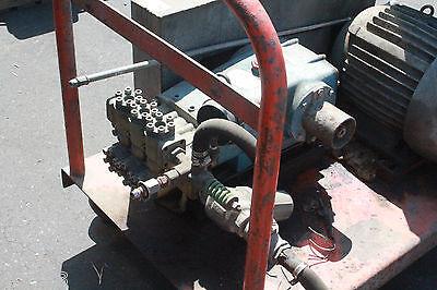 Cat Pumps Triplex Piston 3517 3000 Psi Pressure Wash Jetter High Volume Output