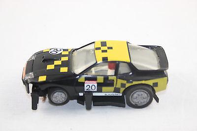 Carrera Servo 140 Auto Porsche 944 Turbo 78421 V3 Slotcar selten rar