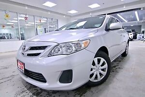 2013 Toyota Corolla  CE, ONE OWNER,CLEAN CARPROOF, NON SMOKER, F