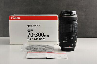 Canon EF 70-300mm f/4-5.6 AF IS USM Lens