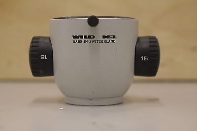 Wild Leica M3 Stereo Microscope