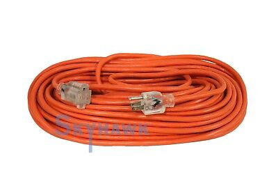 100-ft 13-amp 16-ga HEAVY DUTY LIGHTED EXTENSION CORD ()