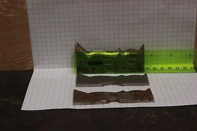 Molding Knives. Profile Knife. Planer Moulder