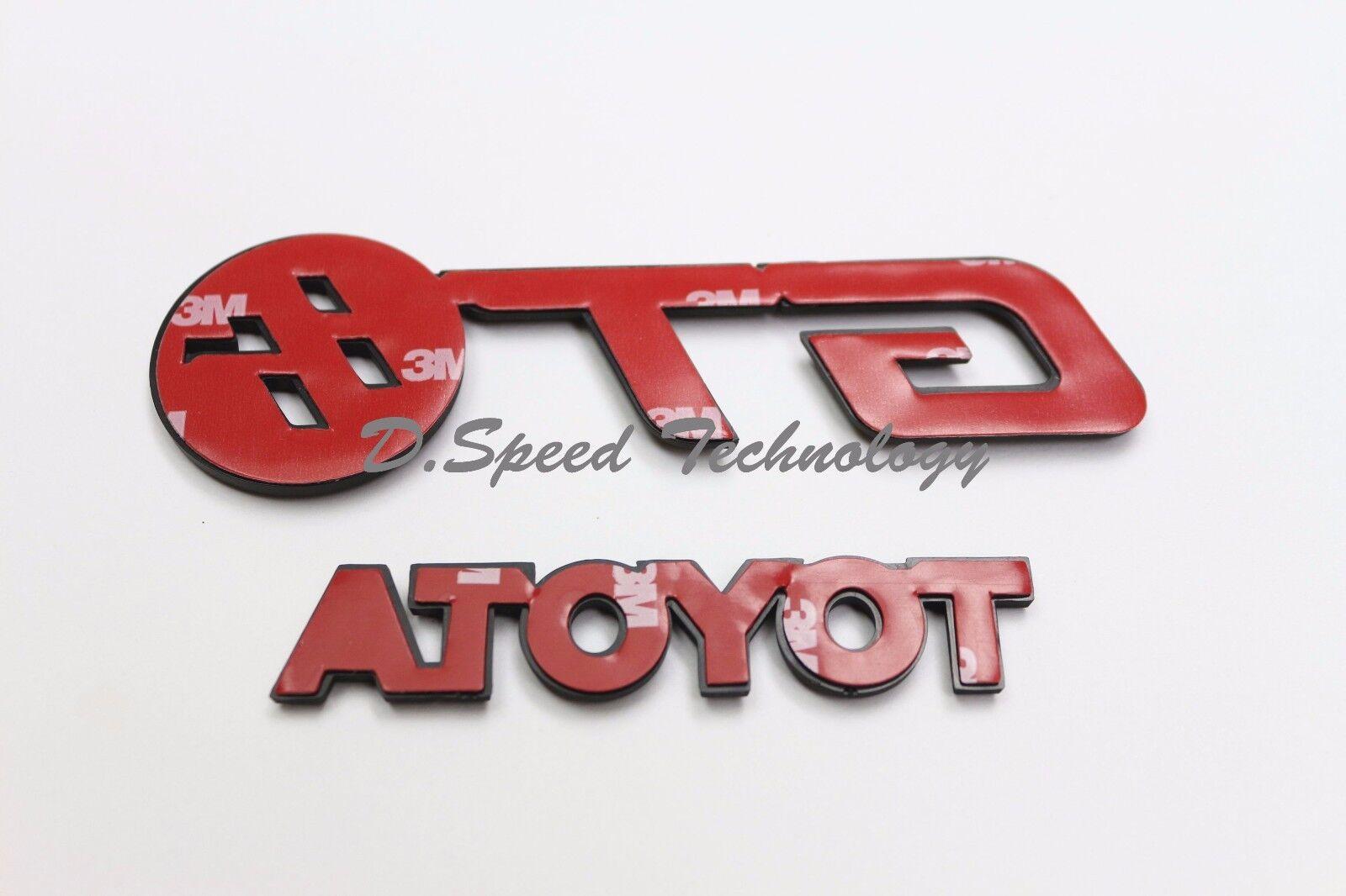 GT86 Fender Badge Emblem Logo Glossy Black For TOYOTA 86 GT86 Scion FRS FR-S ZN6