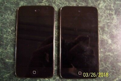 Used, Two Apple iPod Touch's #A1367 - For Parts for sale  Lewiston