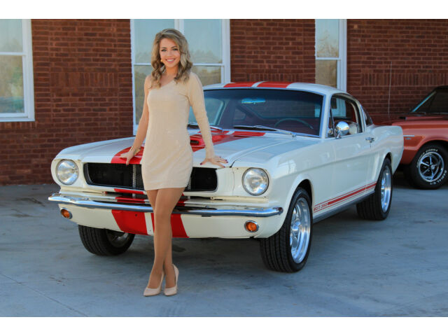 Ford : Mustang 1965 Ford Mustang Fastback Built 347 5 Speed 4WDB Rack & Pinon GT 350 Clone