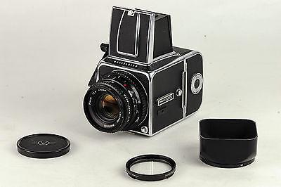 Hasselblad 500C/M Medium Format SLR Film Camera with 80 mm lens Kit (#74012)