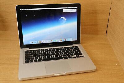 """Apple MacBook A1278 13.3""""  L2008 2.0GHZ 4GB 160GB SSD  OSX 10.11.1 #15"""