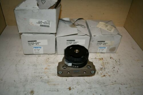 Lot of 4 Festo Semi Rotary Drive DSRL-32-180-P-FW