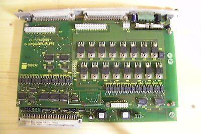 Trumpf Laser 0237931 Tasc 200 Io Circuit Board Siemens 086632-used