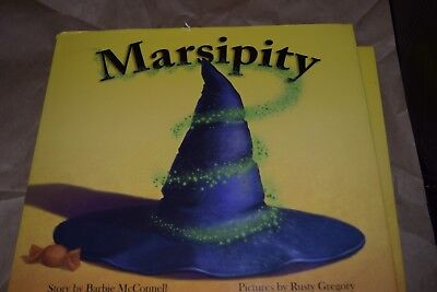Marsipity by Barbie McConnell (HC) Cute Halloween - Cute Halloween Illustrations
