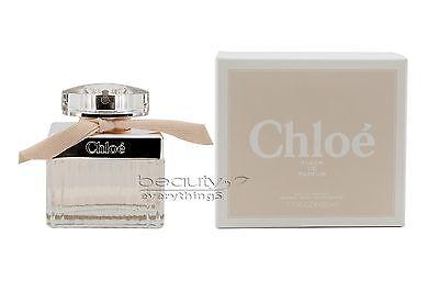 Chloe Fleur De Parfum 1.7oz /50ml Eau De Parfum Spray NIB Sealed Women's Perfume